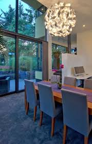 modern dining chandeliers  incredible dining room mesmerizing grey colored rug carpet and floor