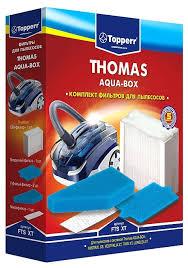 Купить <b>Topperr Набор фильтров</b> FTS XT 1 шт. по низкой цене с ...