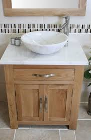 bathroom vanity unit units sink cabinets: solid oak bathroom vanity unit basin floor cabinets marble bowl sink tap amp plug house ideas pinterest vanity units taps and vanities