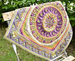 Risultati immagini per mandala crochet