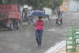 Resultado de imagen para aguacero calle  sol santiago rep dom