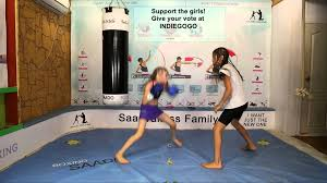 the fastest girl years old boxing coach and their stunning the fastest girl 10 years old boxing coach and their stunning waltz