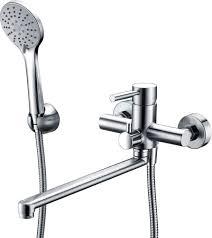 <b>Смеситель</b> для ванны <b>WasserKraft Main</b> 4100, с длинным ...