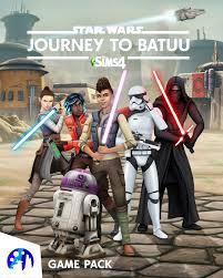 The Sims 4 <b>Star Wars</b>: Путешествие на Батуу — Википедия