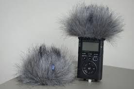 Зачем нужна <b>ветрозащита микрофона</b>? - KinoSklad.ru