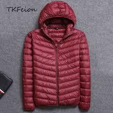 <b>Spring</b>/<b>Autumn Mens</b> Hooded Jacket Fashion Lightweight Portable ...