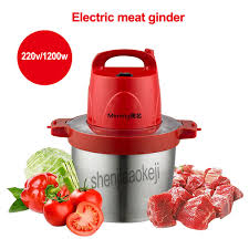 2019 <b>Commercial Household</b> Electric Meat Grinder Large Capacity ...