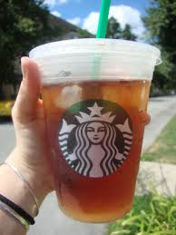 Image result for SIPPING GRANDE ICED TEA gif
