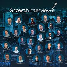 Growth Interviews - engaging conversations driven by digital business growth