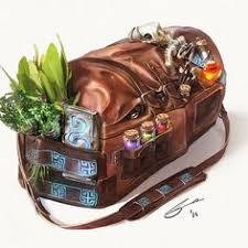 <b>backpack</b>: лучшие изображения (31) в 2019 г. | Larp, Fantasy art и ...