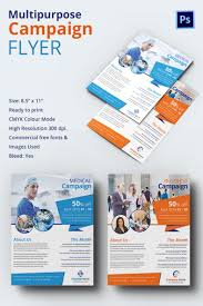 campaign flyers 31 psd ai vector eps format multipurpose campaign flyer template multipurposecampaign flyer