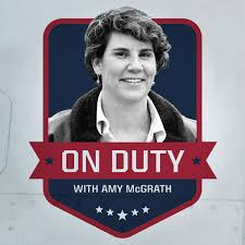 On Duty with Amy McGrath
