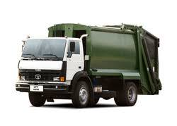 Image result for garbage  material transportation in india