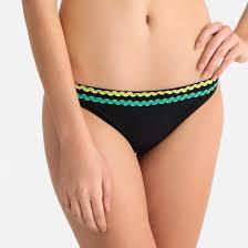 <b>Плавки</b> от купальника, форма бикини черный <b>La Redoute</b> ...