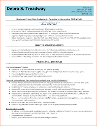 data analyst resume summary template data analyst resume summary