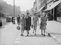 How Clothes Rationing Affected <b>Fashion</b> In The Second World War ...