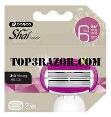 <b>DORCO</b> For Women - TOP3RAZOR