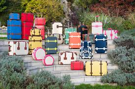 Image result for pictures of full suitcases