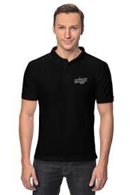 """Мужские рубашки поло c необычными принтами """"Цвета"""" - купить ..."""