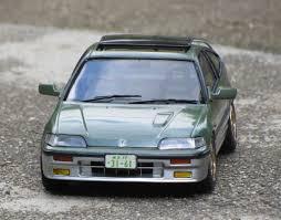 Купить <b>сборную модель</b> Fujimi Honda <b>Cyber</b> CR-X в масштабе 1/24