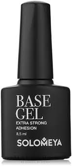 Отзывы о Базовый <b>гель</b> - <b>Solomeya Base Gel</b> | Makeup.ua