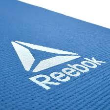 Тренировочный <b>коврик</b> (мат) для <b>йоги Reebok</b> RAYG-11022BL ...