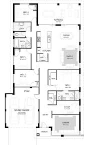 Bedroom House Plans  amp  Home Designs   Celebration Homesfloorplan preview  middot  bedroom   Harper house design