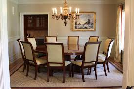 Dining Room Tables That Seat 8 Round Dining Room Tables Seats 8 Home Interior Design Ideas