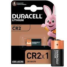 <b>Батарейки DURACELL CR2</b>-1BL литий бл/1шт