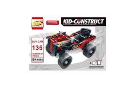 Базовый 3D-Конструктор <b>SDL</b> KID-CONSTRUCT Кроссовер ...