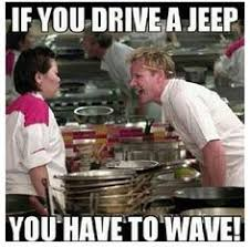 Jeeps on Pinterest | Jeep Meme, Jeep Xj and Jeep Wave via Relatably.com