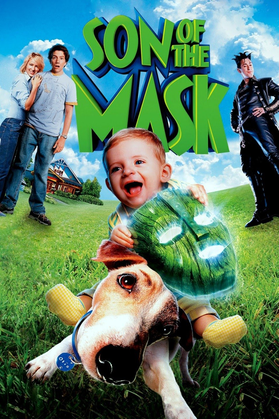 Son of the Mask (2005) Dual Audio {Hindi-English} 480p | 720p