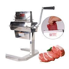 <b>GZZT Stainless Steel Meat</b> Tenderizer Needle Steak Beaf Pounders ...