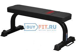 <b>Скамья горизонтальная REBEL</b>-<b>F21</b> купить в магазине BuyFit.ru