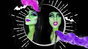 <b>Halloween Witch</b> Makeup Ideas That Will Elevate Your Costume in ...