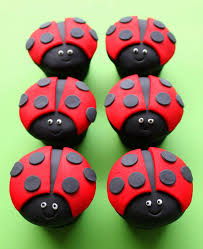 Cupcakes mariquitas