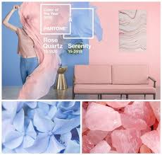 """Rosa y Azul """"bebé"""" o el Pantone 2016"""