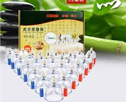 <b>32 Cup</b> cupping apparatus vacuum cupping therapy medical ...