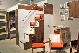 tiny homes new york city part  video casa collection s new urbano loft bed is the answer to your small space storage