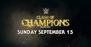 WWE Clash of Champions 2019 full match previews - Cageside Seats