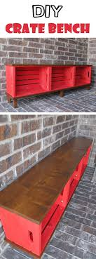 functional furniture crate bench project brilliant 14 red furniture