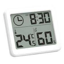 3pcs <b>MoesHouse Multifunction Thermometer Hygrometer</b> Automatic ...