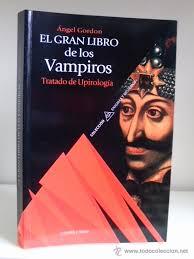 ANGEL GORDON - EL GRAN LIBRO DE LOS VAMPIROS - MORALES I TORRES, 2007 -. PUBLICIDAD. ANGEL GORDON - EL GRAN LIBRO DE LOS VAMPIROS - MORALES I TORRES, ... - 27873981
