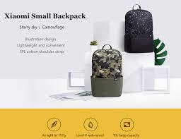 <b>Backpacks</b> Burgundy <b>Xiaomi Mi</b> Mijija Mini <b>Backpack 10L Bag</b> ...