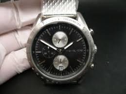 Мужские серебристые <b>Michael Kors</b> ремешок для наручных <b>часов</b>
