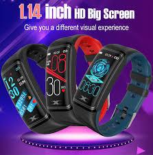 Jeaper <b>Smart</b> Bracelet V30 Men <b>Watch</b> Heart Rate Blood Pressure ...