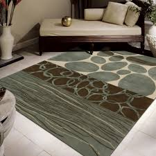 Modern Area Rugs For Living Room Living Room Contemporary Multi Color Living Room Modern Rug