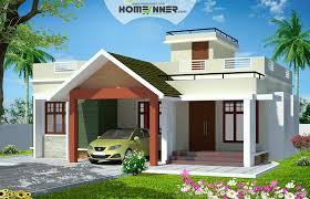 sqft Bedroom House Plans in Kerala   Indian Home design     sqft Bedroom House Plans in Kerala