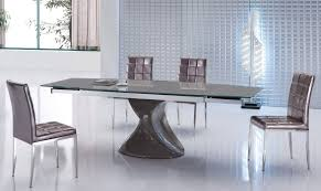 Extendable Dining Room Table Dining Room Modern Expandable Dining Table Modern Extendable