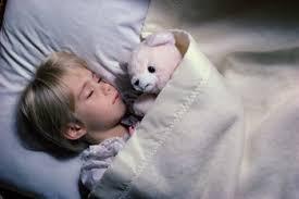 Enough Sleep Makes Children Healthy